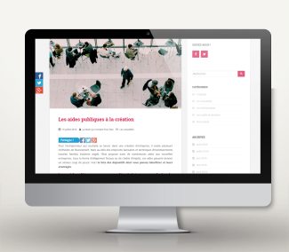Rédaction d'articles et recherche d'images pour les illustrer - Articles destinés au blog de Ca Compte Pour Moi - Réalisation dans le cadre d'un CDD dans la Startup toulousaine