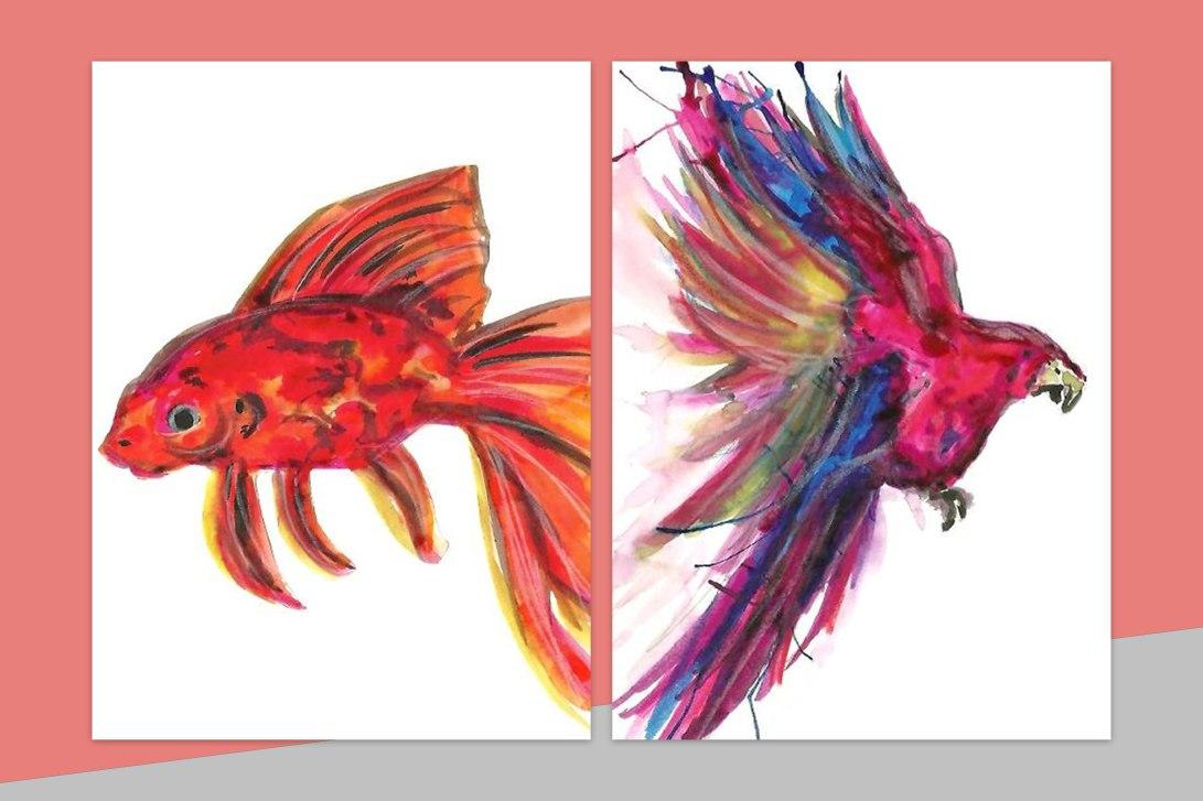 poisson_perroquet_croquis